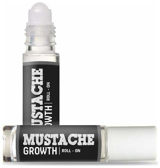 Beardo Mustache Growth Roll-On