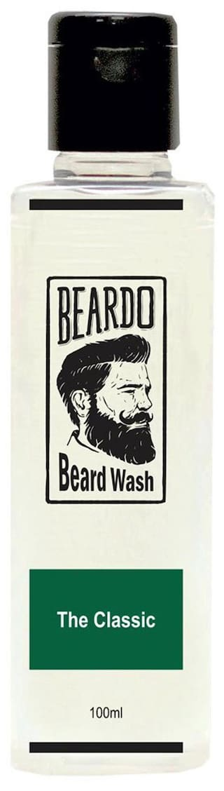 Beardo The Classic Beard Wash (100 ml)