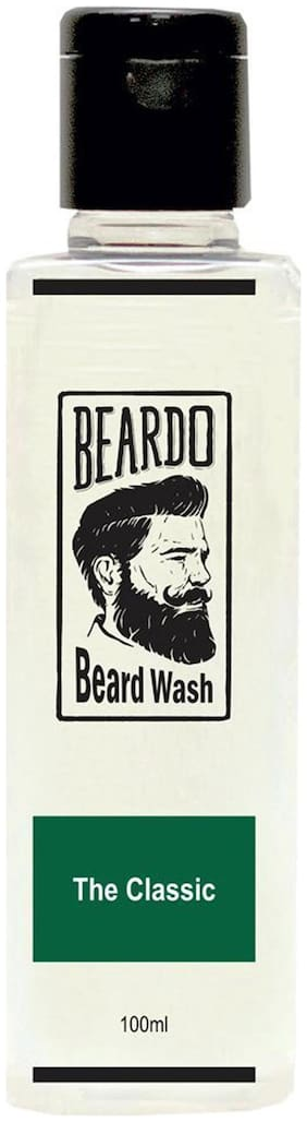 Beardo The Classic Beard Wash (100 ml)