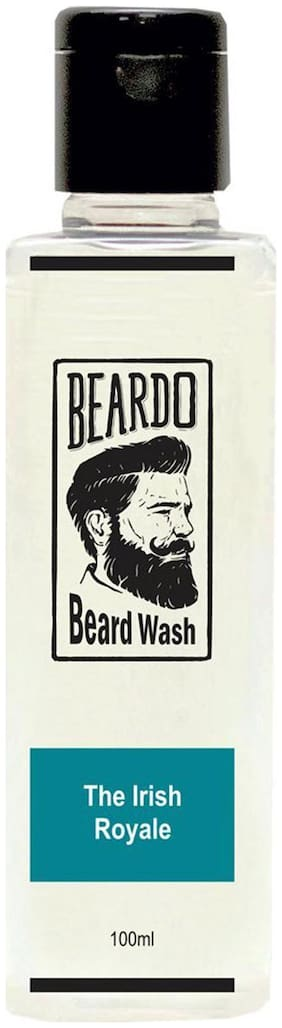 Beardo The Irish Royale Beard Wash (100 ml)
