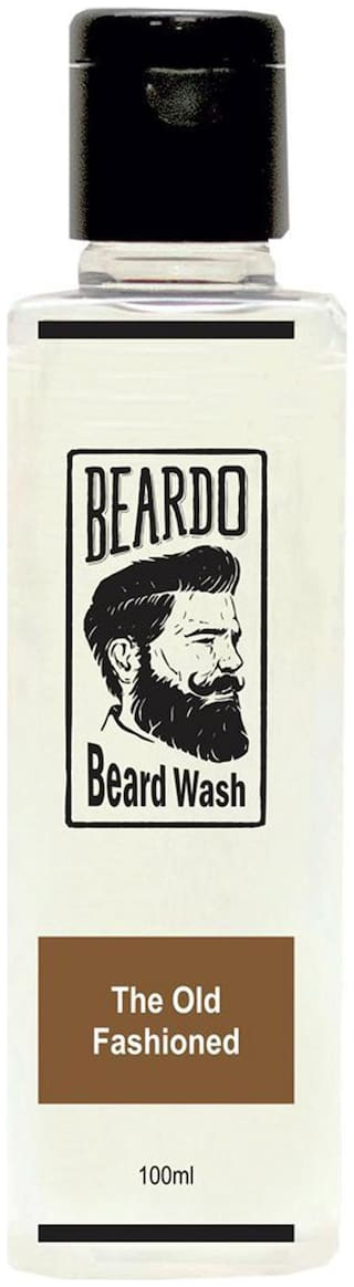 Beardo The Old Fashioned Beard Wash (100 ml)