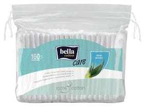 Bella Cotton Buds With Aloe Vera Extract Foil 160 pcs
