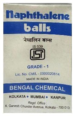 Bengal Chemical Naphthalene Balls 200 g
