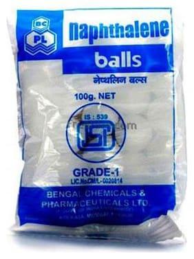 Bengal Chemical Naphthalene Balls 100 gm