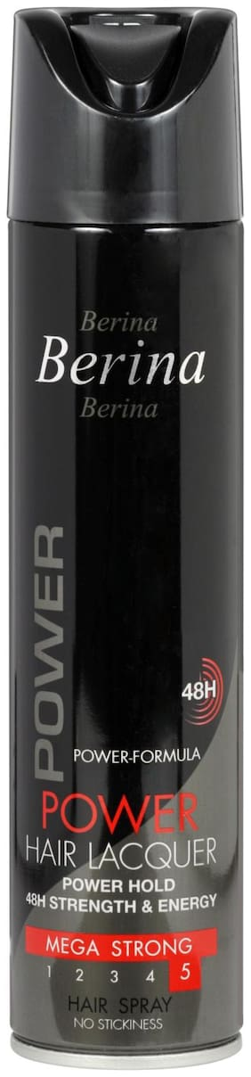 Berina Hair Power Spray 250 ml (Pack Of 1)