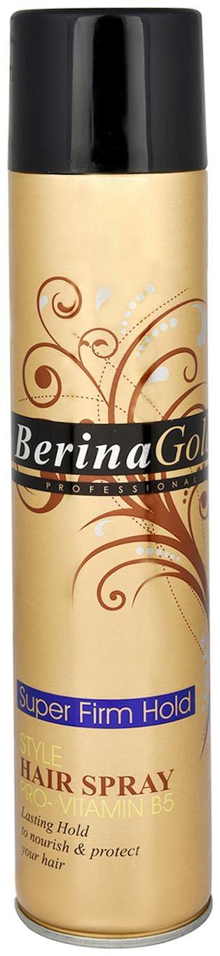 Berina Hair Spray- Mega Hold 450 ml (Pack Of 1)
