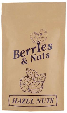 Berries And Nuts Premium Hazel Nut 100 Grams