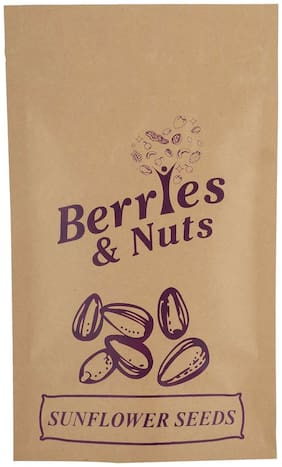 Berries And Nuts Raw Sunflower Seed 500 Grams
