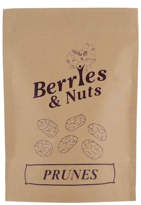 Berries And Nuts California Pitted Prunes 500 Grams