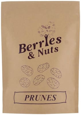 Berries And Nuts California Pitted Prunes 250 Grams