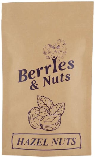 Berries And Nuts Premium Hazel Nut 250 Grams