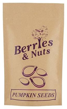 Berries & Nuts Pumpkin Seed 250 gm