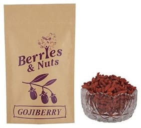 Berries & Nuts Dried Fruits - Gojiberry 100 gm
