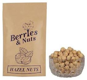 Berries & Nuts Dried Fruits - Hazelnut 100 gm