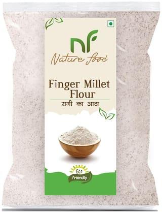 Best Quality Finger Millet Flour/ Ragi Atta - 2kg Pack
