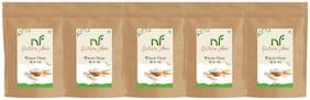 Best Quality wheat Flour/ Gehun Atta -1kg (Pack of 5)