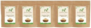Best Quality Chestnut Flour/ Singhara Atta - 1kg (Pack of 5)