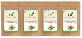 Best Quality Buckwheat Flour/ Kuttu Atta / Buck Wheat - 250g (Pack of 4)