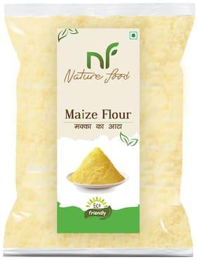 Best Quality Maize Flour/Corn Flour/ Makka Atta - 3kg Pack