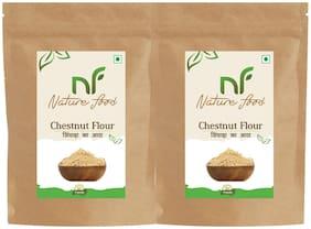 Best Quality Chestnut Flour/ Singhara Atta - 250g (Pack of 2)