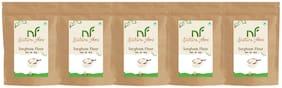 Best Quality Sorghum Flour/ Jowar Atta - 1kg (Pack of 5)