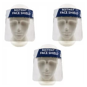 Bestway Face Shield (Pack of 3)