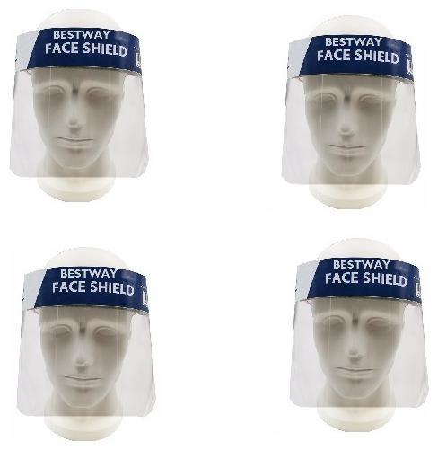 Bestway Face Shield  Packof 4