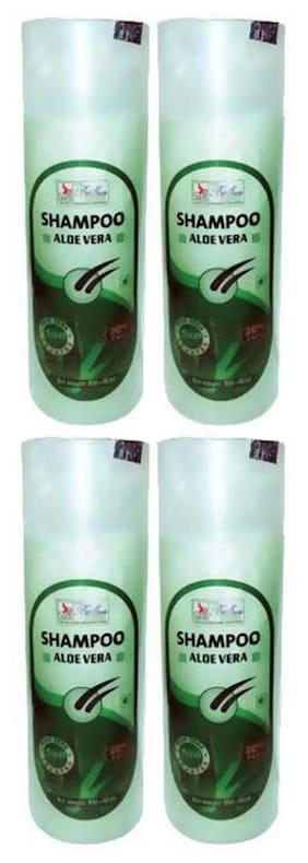 Besure Aloe Vera Shampoo 200 Ml (Pack Of 4)