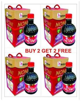 Besure Noni Fruit Juice 500 ml Pack Of 4