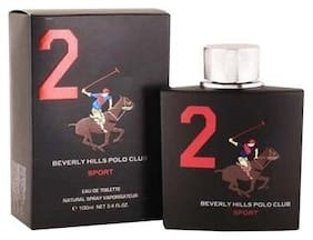 Beverly Hills Polo Club Sports EDT 2 100 ml