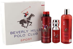 Beverly Hills Polo Club Gift Set No.1 475 ml