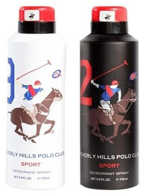 Beverly Hills Polo Club Sport Combo (2 And 9)