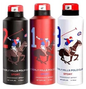 Beverly Hills Polo Club Combo Set (Set Of 3)