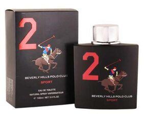 Beverly Hills Polo Club EDT 2 - 100 ml - For Men