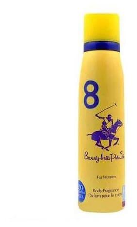 Beverly Hills Polo Club Deodorants No.8 -Women (150 Ml)