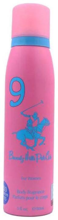 Beverly Hills Polo Club Deodorants No.9 -Women (150 ml)