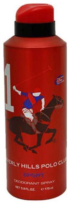 Beverly Hills Polo Club Deodorants No.1 - Men (175 Ml)