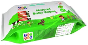 Beybee Cucumber and Aloe Vera Baby Wipes for New Born Babies (72 wipes) (Pack Of 1)