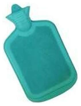 BG Bazzar Gali Winter Special Rubber Hot Water Bottle For Cramps And Pain Relief 1pc. ( Assorted Colors )