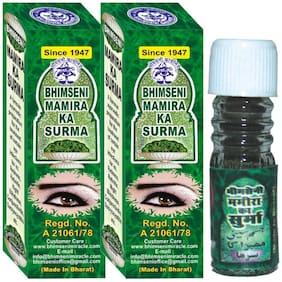 Bhimseni Karyalay Mamira Ka Surma 1.5g (Pack of 2)