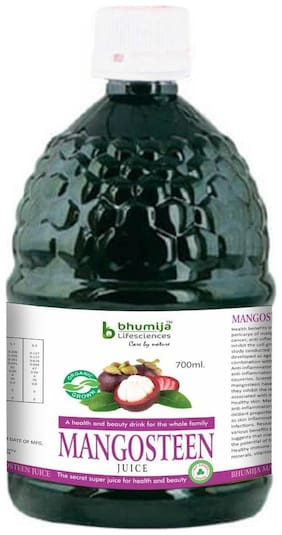 Bhumija Lifesciences Mangosteen Juice, 700ml.