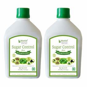 BHUMIJA LIFESCIENCES Sugar Control Juice(Sugar Free) 1 L (Pack of 2)