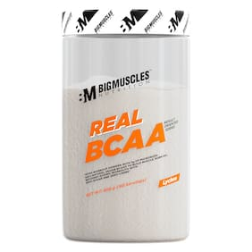 Bigmuscles Nutrition Real BCAA [90 Servings, Lychee]