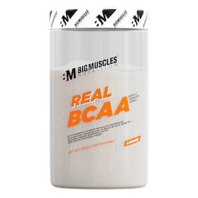 Bigmuscles Nutrition Real BCAA [90 Servings, Lemony]