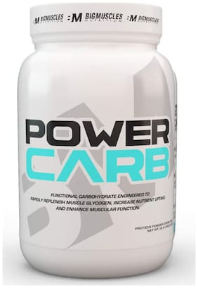 Bigmuscles Nutrition Power Carb 1 kg (Malt Chocolate)