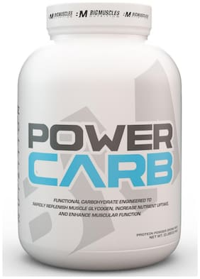 Bigmuscles Nutrition Power Carb 2.7 kg (Malt Chocolate)