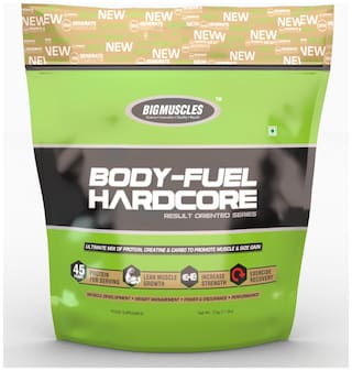 Bigmuscles Nutrition Body Fuel Hardcore 4.98 kg (11 lb) (Cookie & Cream)