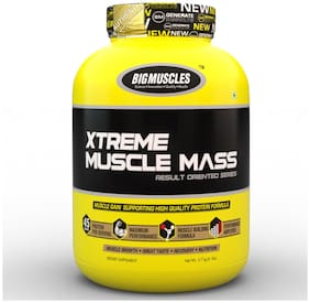 BIG MUSCLES Xtreme Muscle Mass 2.72 kg (6 lb) (Cookie & Cream)