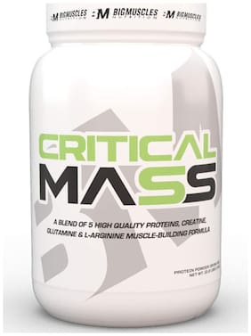 Bigmuscles Nutrition Critical Mass 0.99 kg (2.2 lb) (Strawberry )