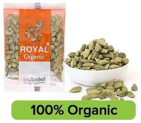Bigbasket Royal Organic - Cardamom / Elachi Green 20 gm